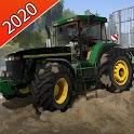 Farming Simulator Drive 3D:Farming Games icon