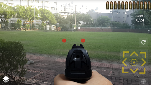 Pistol AR  gameplay | by HackJr.Pw 7