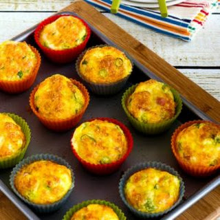 Low-Carb Egg Muffins for a Grab-and-Go Breakfast Recipe