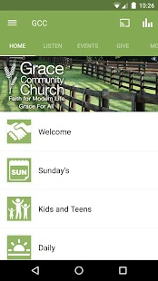Grace Church New Canaan- screenshot thumbnail