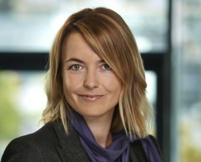 Katja Millard, Senior Director of Devices, Motorola Solutions.