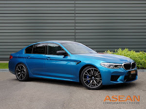 2019 M5 COMPETITION AUTO