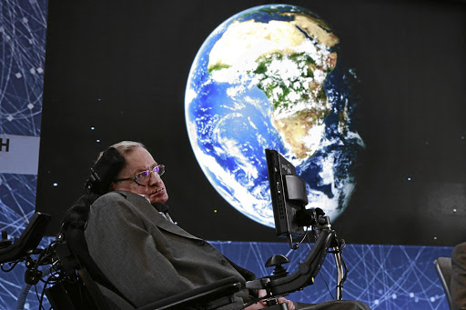 Stephen Hawking. Picture: REUTERS