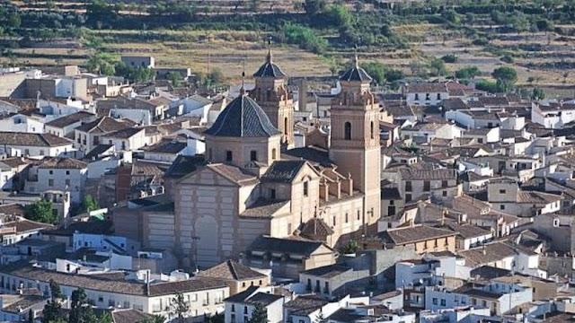 La Iglesia de la Encarnación de Vélez-Rubio.