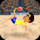 沙滩足球 - 沙足球 icon