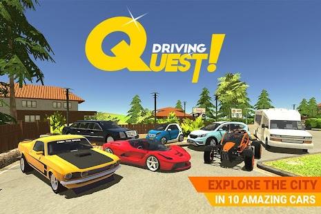 Driving Quest!- screenshot thumbnail