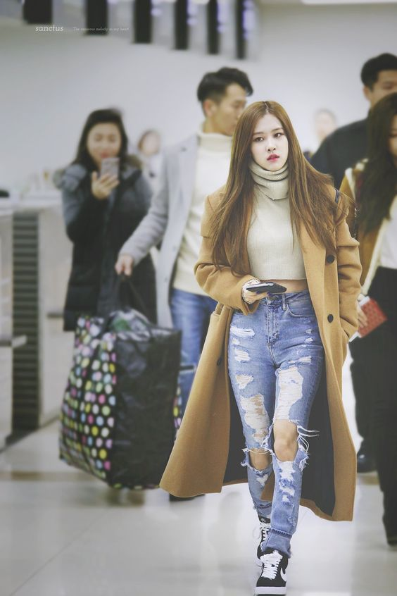 rose jeans 36