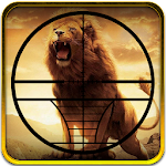 Lion Hunting Showdown Icon