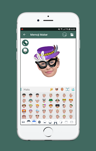 Memoji screenshot 3