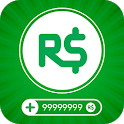 Robux Calc - free robux counter icon