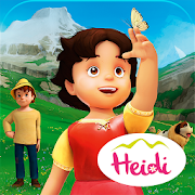 Heidi: Mountain Adventures - Kids Puzzle
