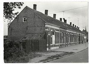 Photo: 1960 Heilaarstraat  De Tien Geboden...
