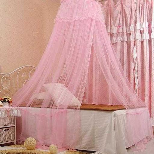 プリンセスベッドルーム