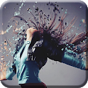 Pixel Explosion Photo Effects icon