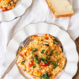 Tomato Basil Risotto Recipes
