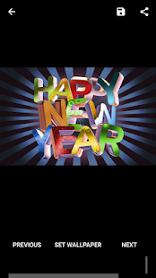 Happy New Year Wishes & Gifs Images - náhled