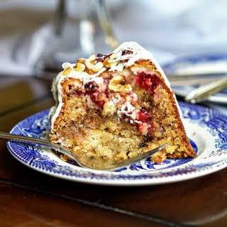 Banana Cranberry Cake Recipes.
