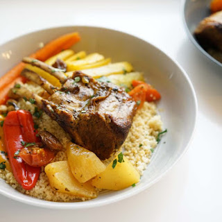 Moroccan Lamb And Vegetable Couscous Recipes