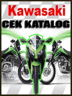 Cek Katalog Kawasaki - náhled