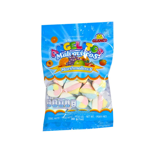 caramelo marshmallows twister 30gr