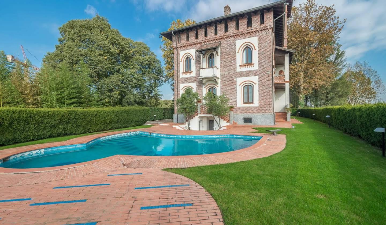 Villa avec jardin Cesano Maderno