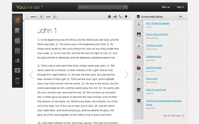 how to download bible on youversion