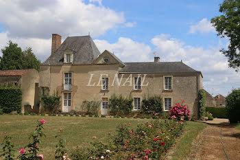 manoir à Saumur (49)