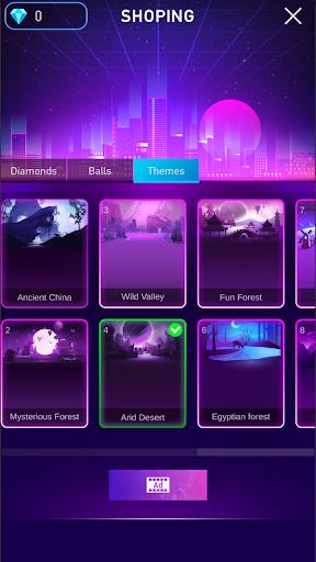 BLINK ROAD : Ball Dance Tiles - Game For BLACKPINK screenshots 8