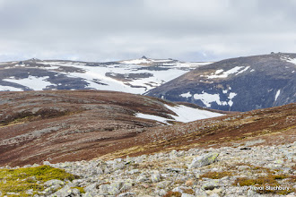 Photo: Ben Avon from East Top of Carn Liath