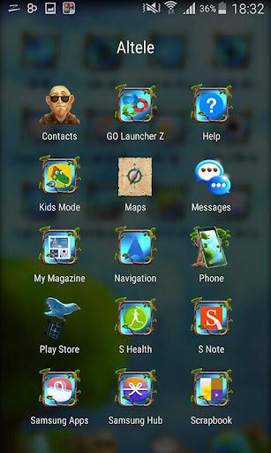 玩個人化App|蓝天ZERO启动免費|APP試玩
