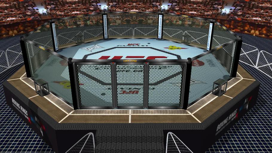 Ringue UFC.