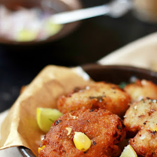 Corn Cutlet Recipe, How To Make Corn Cutlet