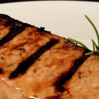 Andrew's Favorite Grilled Pork Chops.