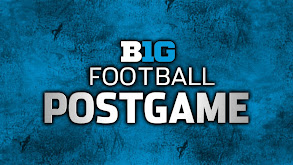 B1G Football Postgame thumbnail