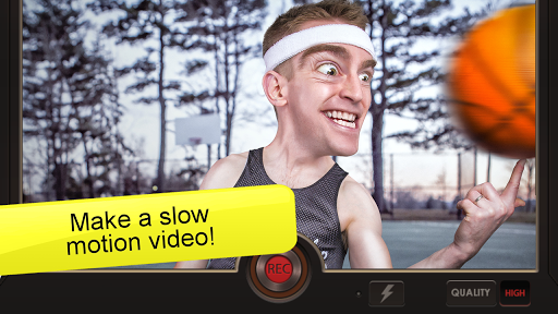 Slow motion video FX: fast & slow mo editor Apk 1