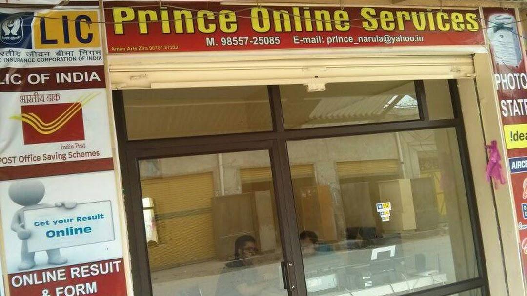 Prince Online Services - Train Ticket Agency in Mallan Wala