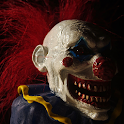 scary clown wallpaper free icon