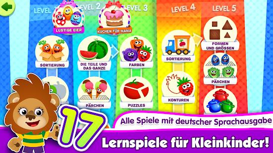 kinderspiele für kinder ab 3 apps für kleinkinder  apps