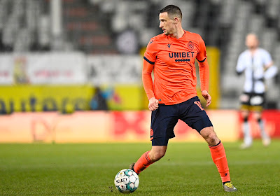 La composition probable du Club de Bruges: le suspense de la défense