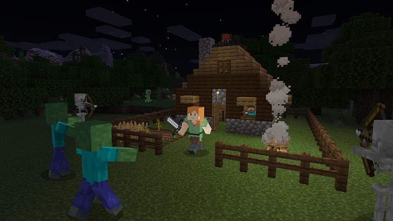 Minecraft Trial Screenshot 1