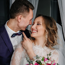 Wedding photographer Kristina Gorelikova (GorelikovaKris). Photo of 03.03.2017