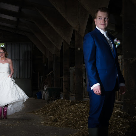 Wedding photographer Sabine Keijzer (SabineKeijzer). Photo of 31.10.2017