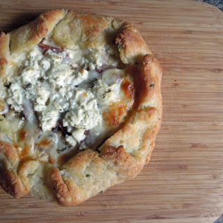 Pizza Galette.