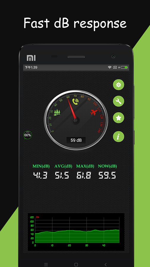 Sound level meter android | Sound Level Meter for Android