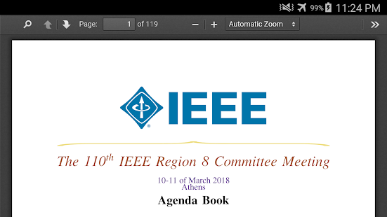Download free IEEE Region 8 Athens 2018 for PC on Windows and Mac apk screenshot 6