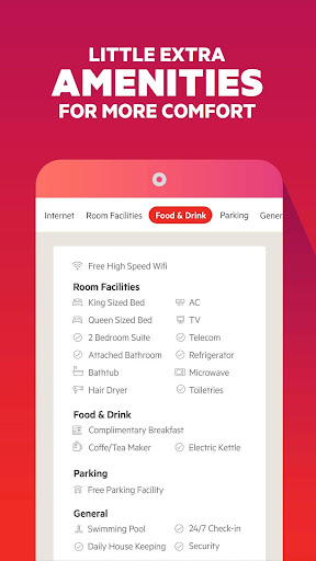 OYO: Travel & Vacation Hotels | Hotel Booking App screenshot 4