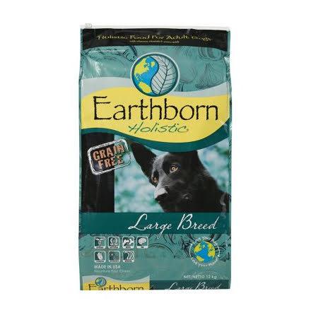 Earthborn Holistic Large Breed Grain-Free 12kg