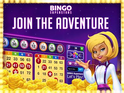 Bingo Superstars: Best Free Bingo Games MOD APK (Unlimited Money) 3
