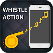 Whistle Action - Whistle To Find