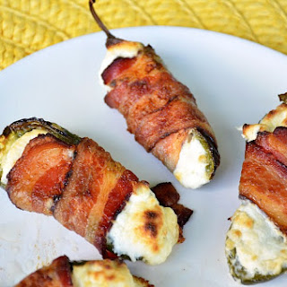 Cheesy Jalapeno Bacon Bites